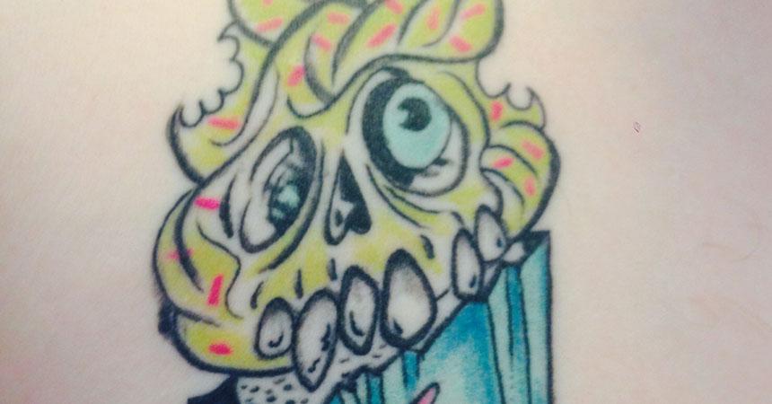 Tattoo studio tappu tattoo studio for Standard ink tattoo company